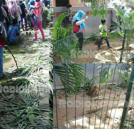 Demi Artis Ibu Kota Warga Rusak Taman Www Karimatafm Net