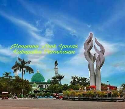 Kabupaten Pamekasan Butuh Kota Iyakah Media Jatim Lazim Monumen Nasional