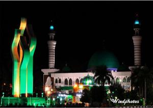 Kabupaten Pamekasan Fairuzhere Arek Lancor Monumen Nasional Kab