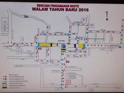 Malam Area Monumen Arek Lancor Steril Beritajatim Pamekasan Nasional Kab