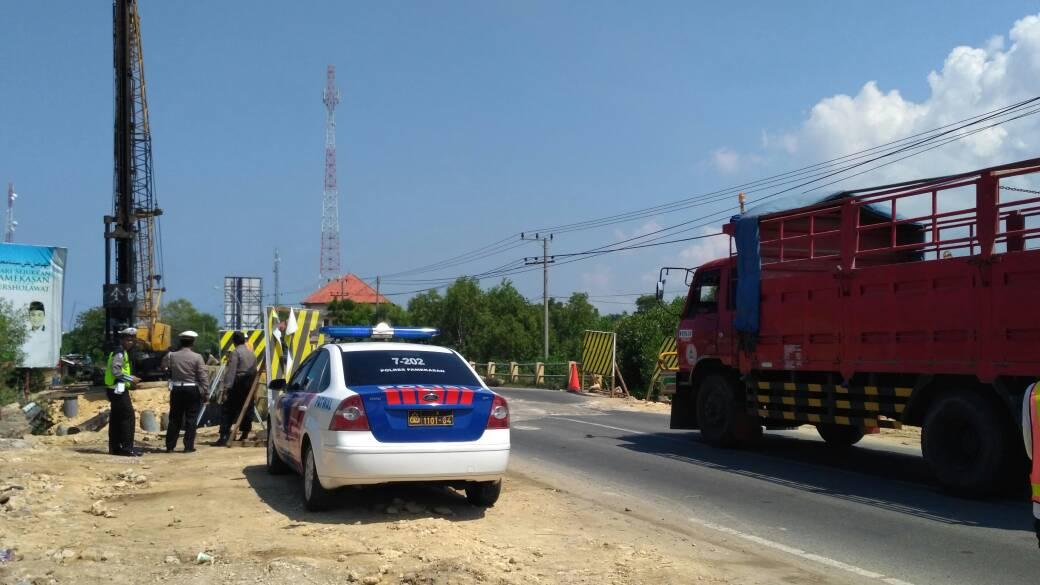 Rangka Siaga Day Jajaran Polres Pamekasan Laksanakan Giat Kegiatan Patroli