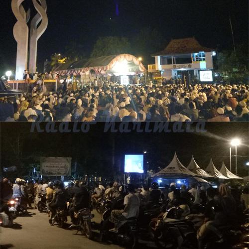 Ribuan Warga Santri Antusias Nobar Film G30s Pki Www Penghianatan
