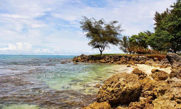 10 Gambar Pantai Carita Anyer Banten Tiket Masuk Lokasi Wisata