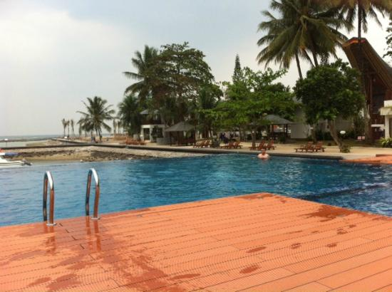 Archipelago Carita Villa Reviews Indonesia Tripadvisor Pantai Kab Pandeglang
