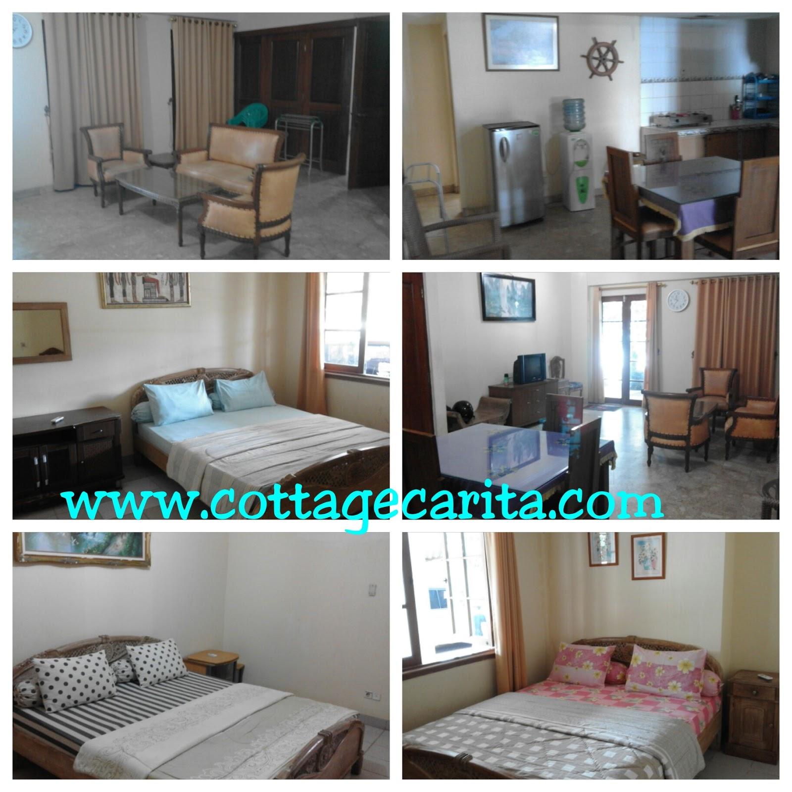 Cottage Carita Kondominium Pantai Hotel Lippo Tertarik Berlibur Langsung Aja