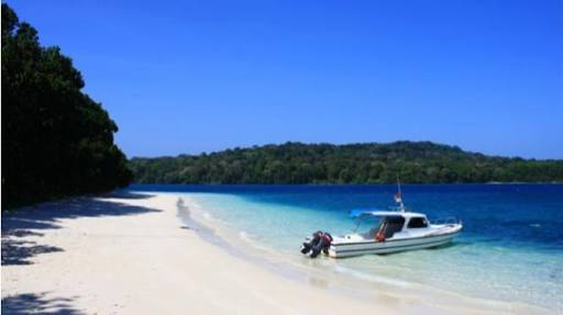 Mengenal Panorama Pantai Carita Banten Tinta Merdeka Foto Istimewa Kab