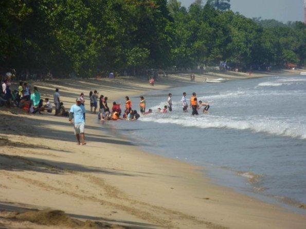 Pantai Carita Kab Pandeglang