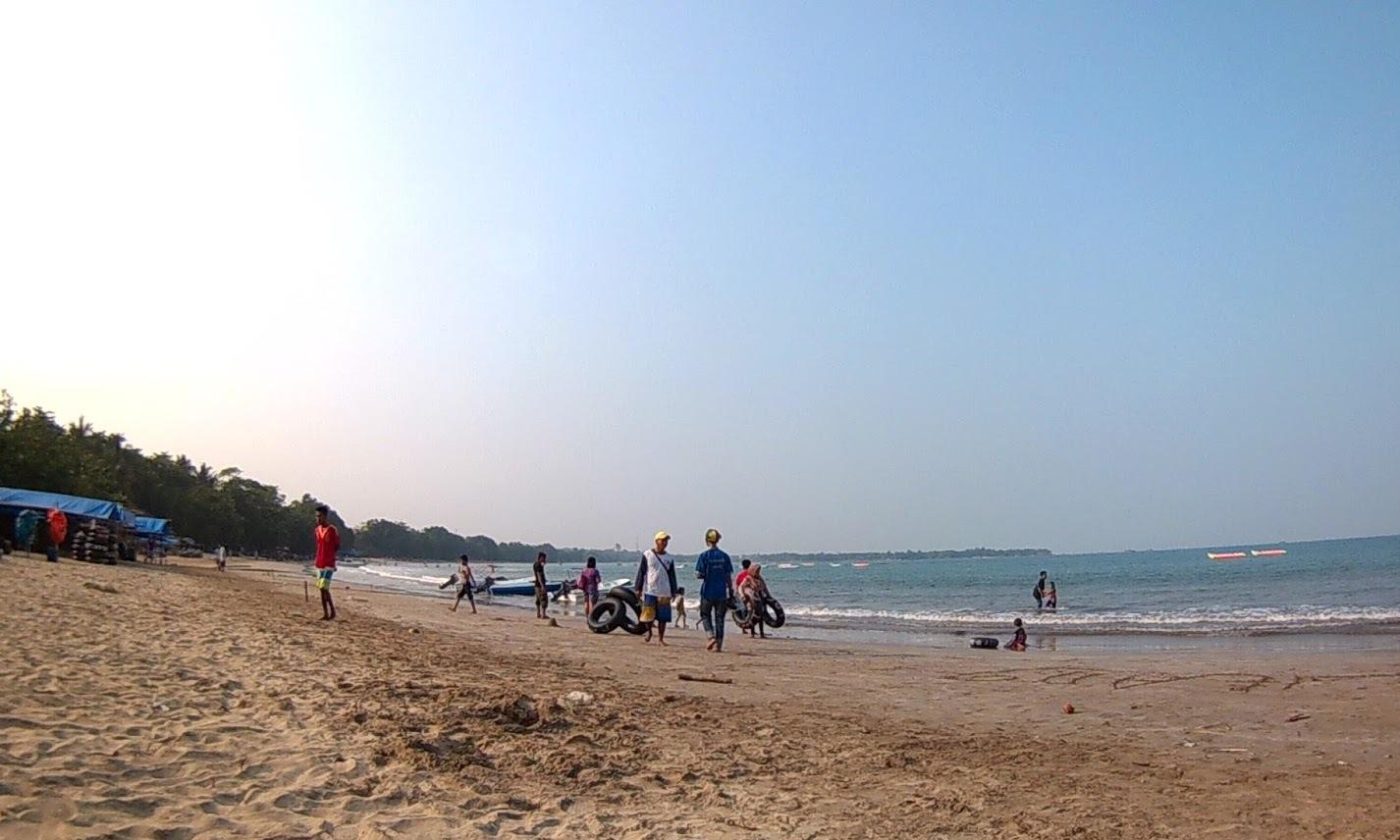 Pantai Carita Pandeglang Terkenal Sejak Dulu Tempat Wisata Banten Kab