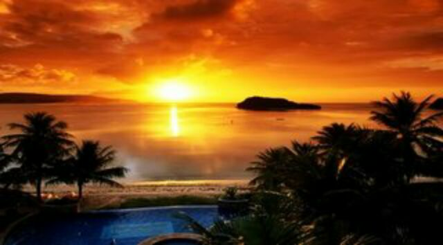 Pantai Carita Tempat Liburan Seru Banten Wajib Dikunjungi Menikmati Sunset