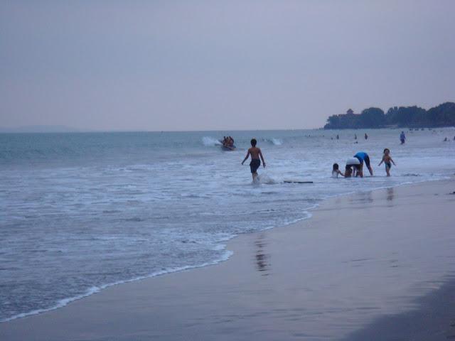 Pantai Wisata Carita Info Budaya Salah Satu Objek Banten Tepatnya