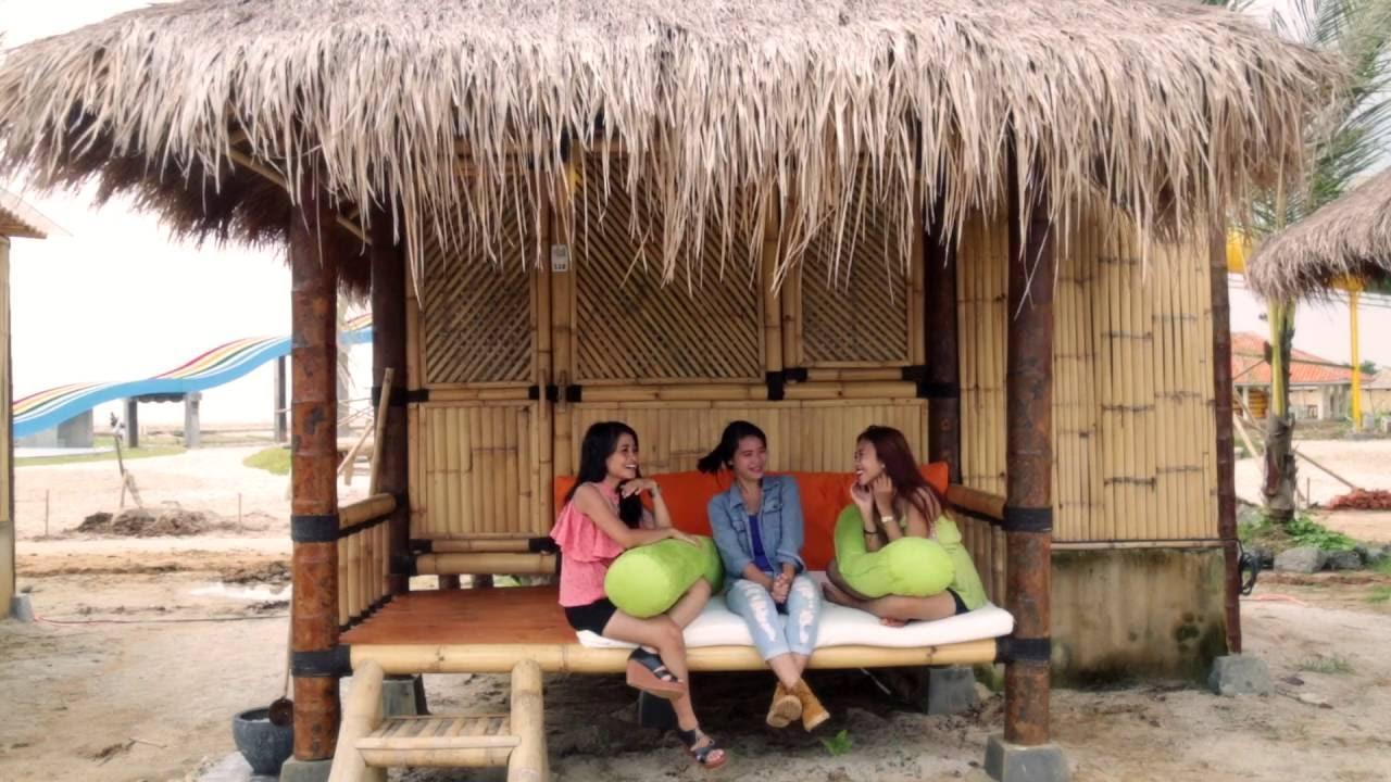 Tvc Coconut Island Carita Youtube Pantai Kab Pandeglang