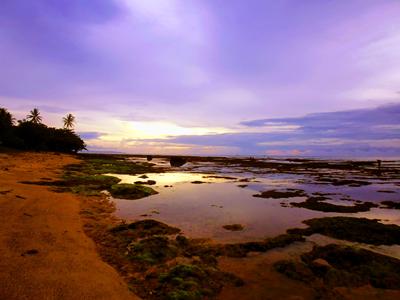 Yoicoy Tahu Pantai Indah Banten Berikut 6 Carita Berada Kecamatan