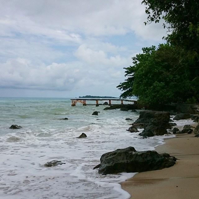 10 Tempat Wisata Asyik Liburan Taman Nasional Ujung Kulon Pantai