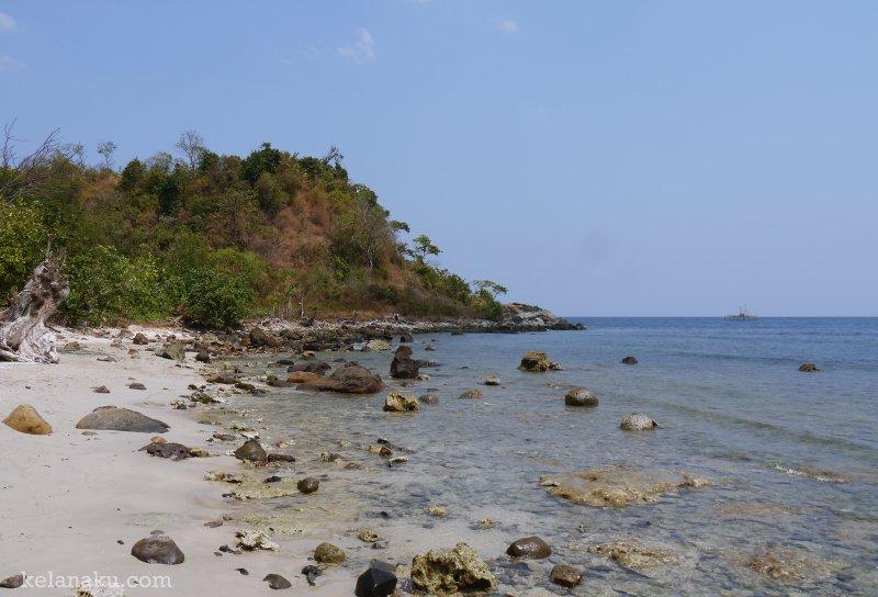 6 Wisata Pantai Pandeglang Banten Kelanaku Ciputih Kab