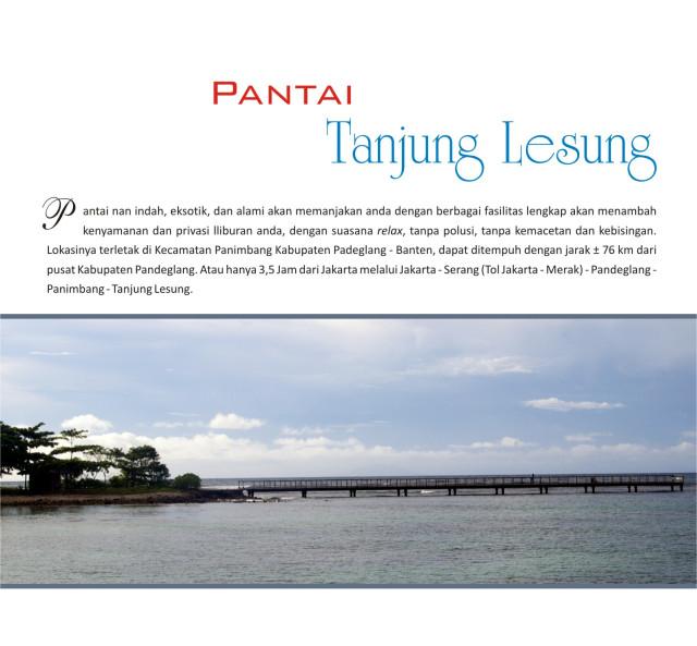 Beach Pandeglang 2017 Click Memperbesar Pesona Pantai Tanjung Lesung Ciputih