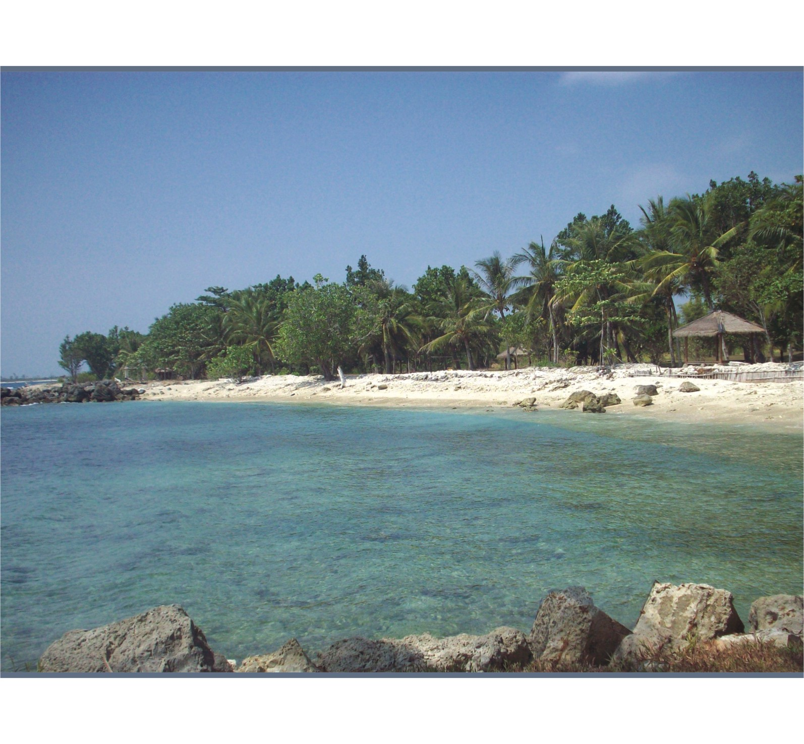 Beach Pandeglang Pesona Pantai Tanjung Lesung Ciputih Kab