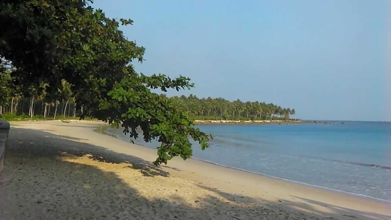 Ciputih Beach Full Hd Youtube Pantai Kab Pandeglang