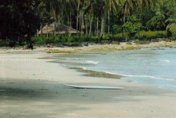 Ciputih Beach Resort Hotel Carita Anyer White Crystal Sandy Beaches