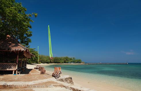 Ciputih Beach Resort Hotel Mewah Murah Pantai Sumur Pandeglang Kab