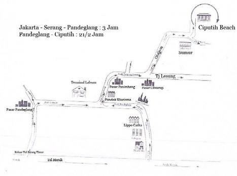 Ciputih Beach Resort Ujung Kulon Pulau Seribu Jakarta Paket Harga