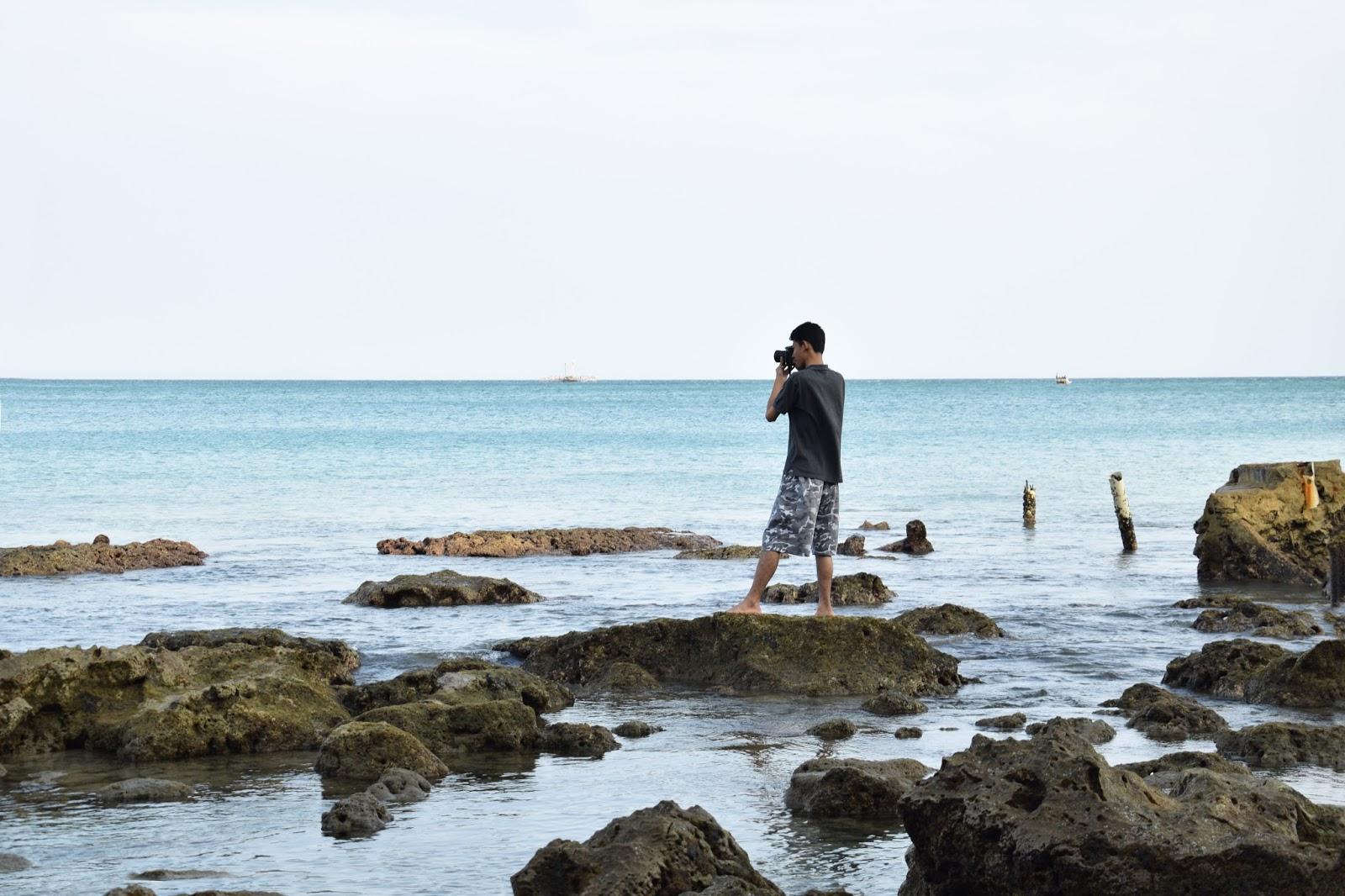 Dapet Kiriman Dibalik Perjuangan Surga Menanti Pantai Ciputih Gan Rafi