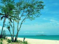 Dinas Pariwisata Pandeglang Pantai Ciputih Kab