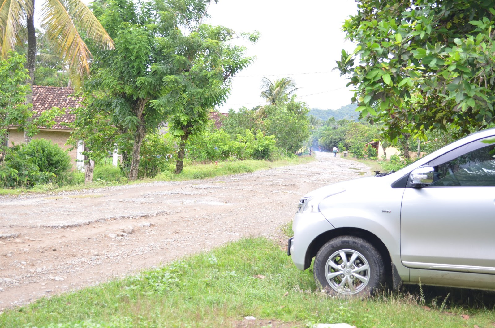 Mamayokero Movielicious Pantai Ciputih Ujung Kulon Hamparan Pasir Luas Deru