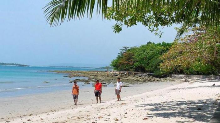 Pantai Ciputih Pandeglang Bagus Bingit Tapi Jalan Menuju Ampun Deh