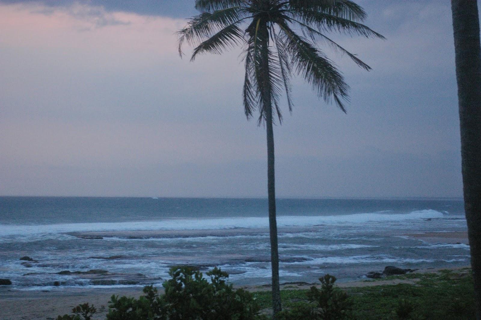Pantai Ciputih Pandeglang Banten Ahmad Arifin Kab