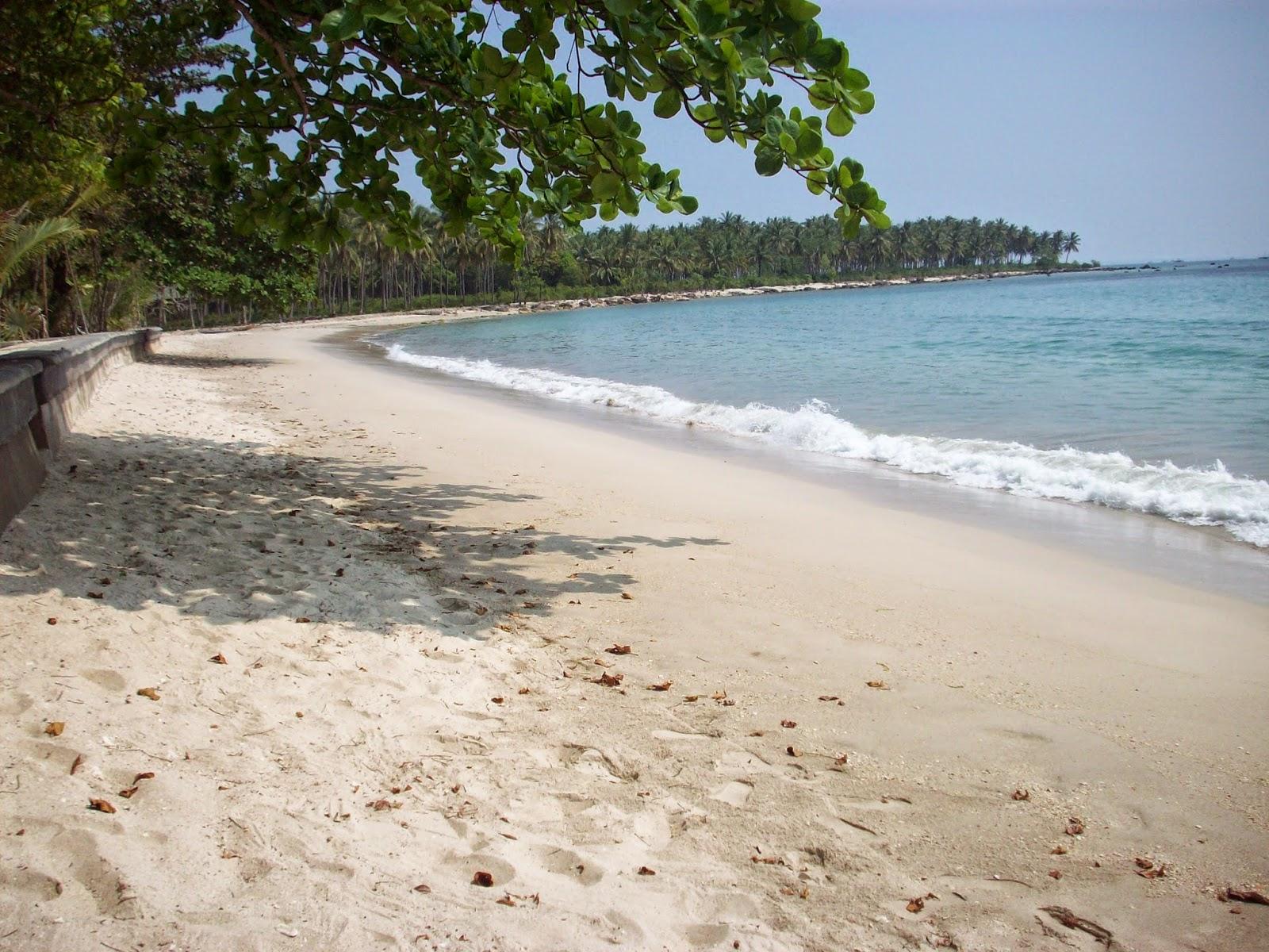 Pantai Ciputih Pandeglang Banten Bagi Taman Nasional Ujung Kulon Resort
