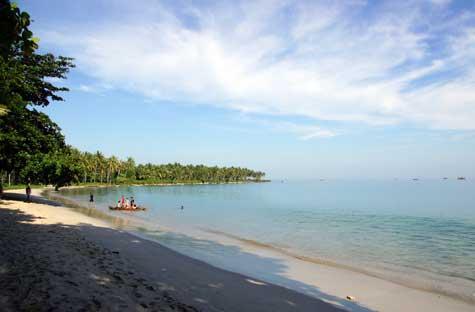 Pantai Ciputih Pandeglang Provinsi Banten Ws Pamungkas Serang Kab
