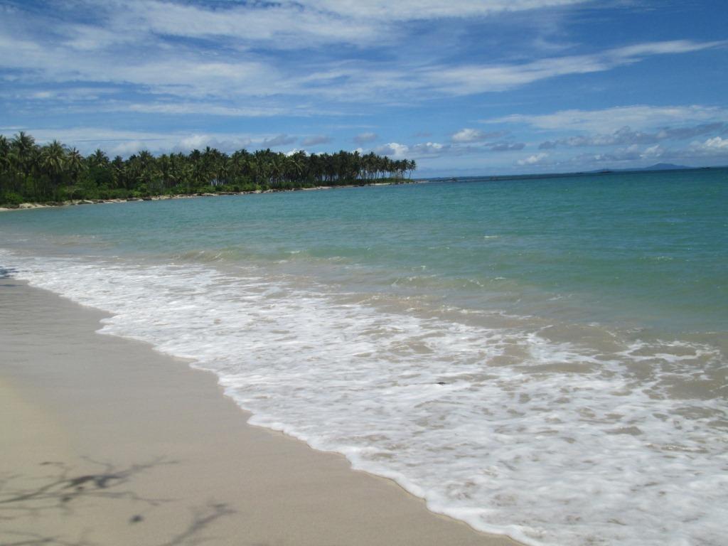 Pantai Ciputih Tempat Wisata Mengagumkan Banten Kab Pandeglang
