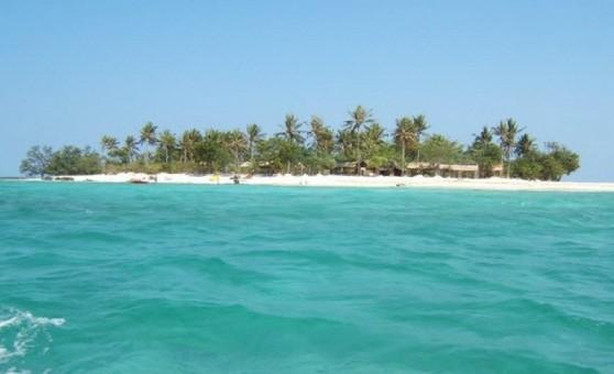Pesona Keindahan Wisata Pulau Oar Sumur Pandeglang Banten Pantai Ciputih