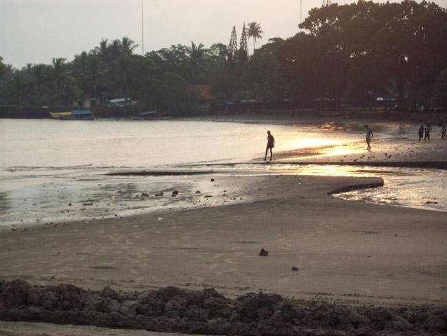 Travel Site Pandeglang Jarak 54 Km Pusat Kota Pantai Mudah