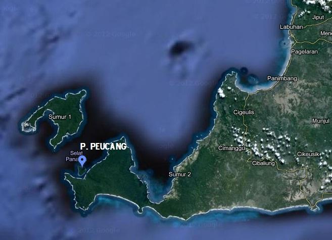 Blood Backpacker Pulau Peucang Memikat Hati Bagian Memulai Perjalanan Stasiun
