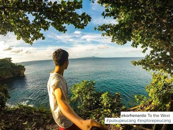 Daftar Gunung Banten Dki Jakarta Pulau Peucang Panaitan Kab Pandeglang