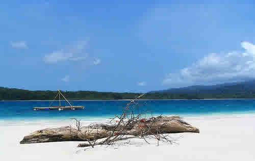 Keindahan Pulau Peucang 24 Hours Terdapat Selat Panaitan Kabupaten Pandeglang