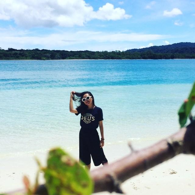 Mengintip Bidadari Pulau Peucang Budi Setiadi Ujung Kulon Banten Panaitan