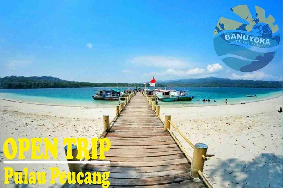 Open Trip Pulau Peucang Ujung Kulon 2018 Panaitan Kab Pandeglang