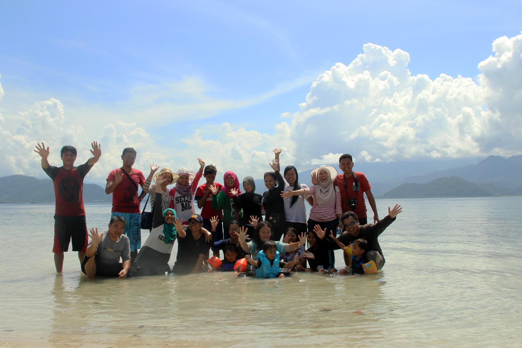Paket Outing Pulau Peucang Murah Terpecaya Panaitan Kab Pandeglang