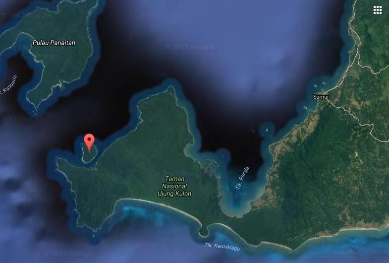 Pesona Keindahan Wisata Pulau Peucang Ujung Kulon Pandeglang Demikianlah Sedikit