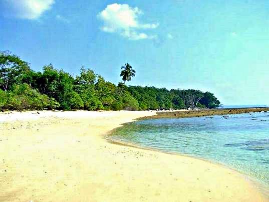 Pulau Panaitan Situs Warisan Dunia Terselip Banten Istimewa Sebuah Tidak