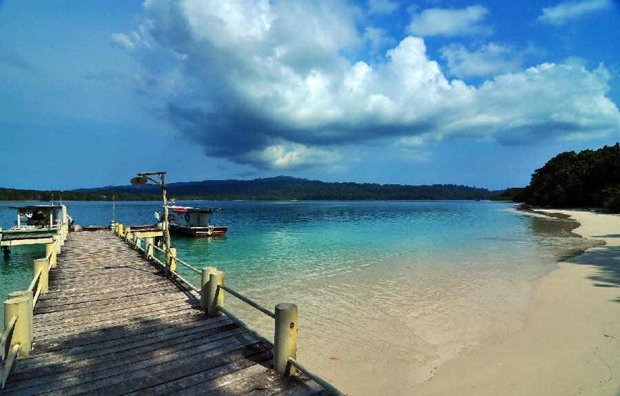 Pulau Pecang Taman Nasional Ujung Kulon Panaitan Kab Pandeglang