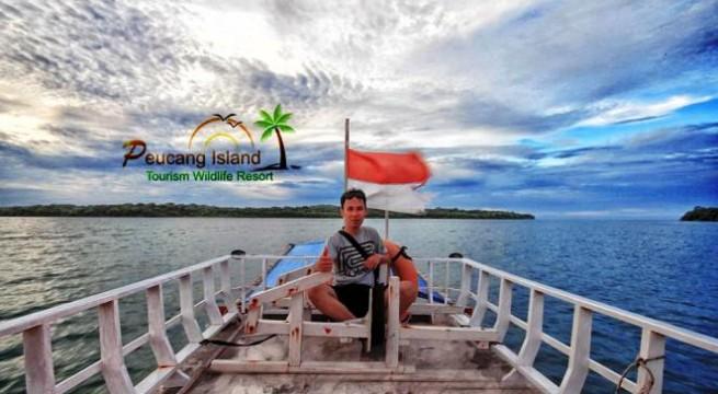 Pulau Peucang Menakjubkan Jalur Daratnya Memprihatinkan Beritaten Sebuah Kecil Berada