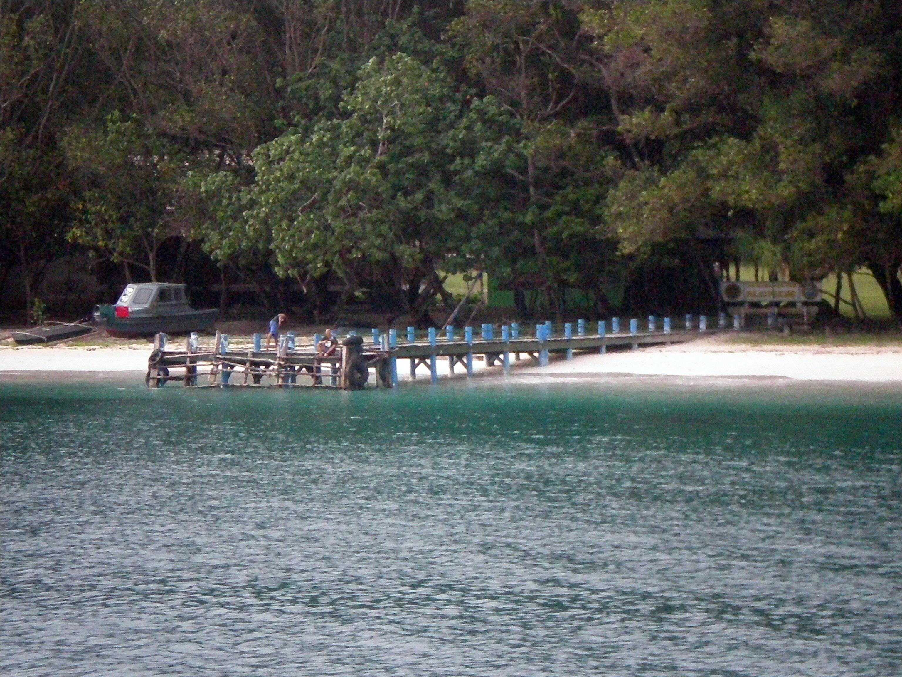 Pulau Peucang Surga Terpencil Taman Nasional Ujung Kulon Panaitan Kab