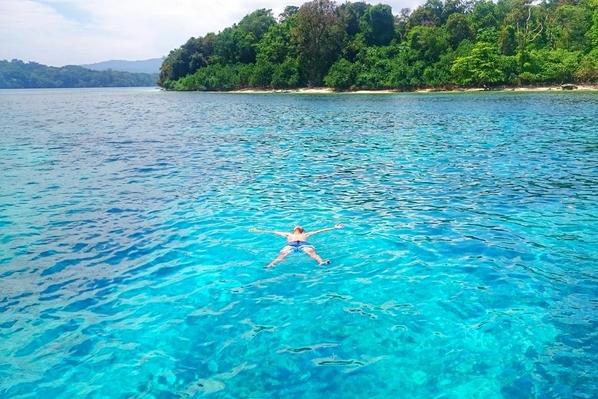 Pulau Peucang Surganya Pecinta Snorkeling Banten Merahputih Panaitan Kab Pandeglang