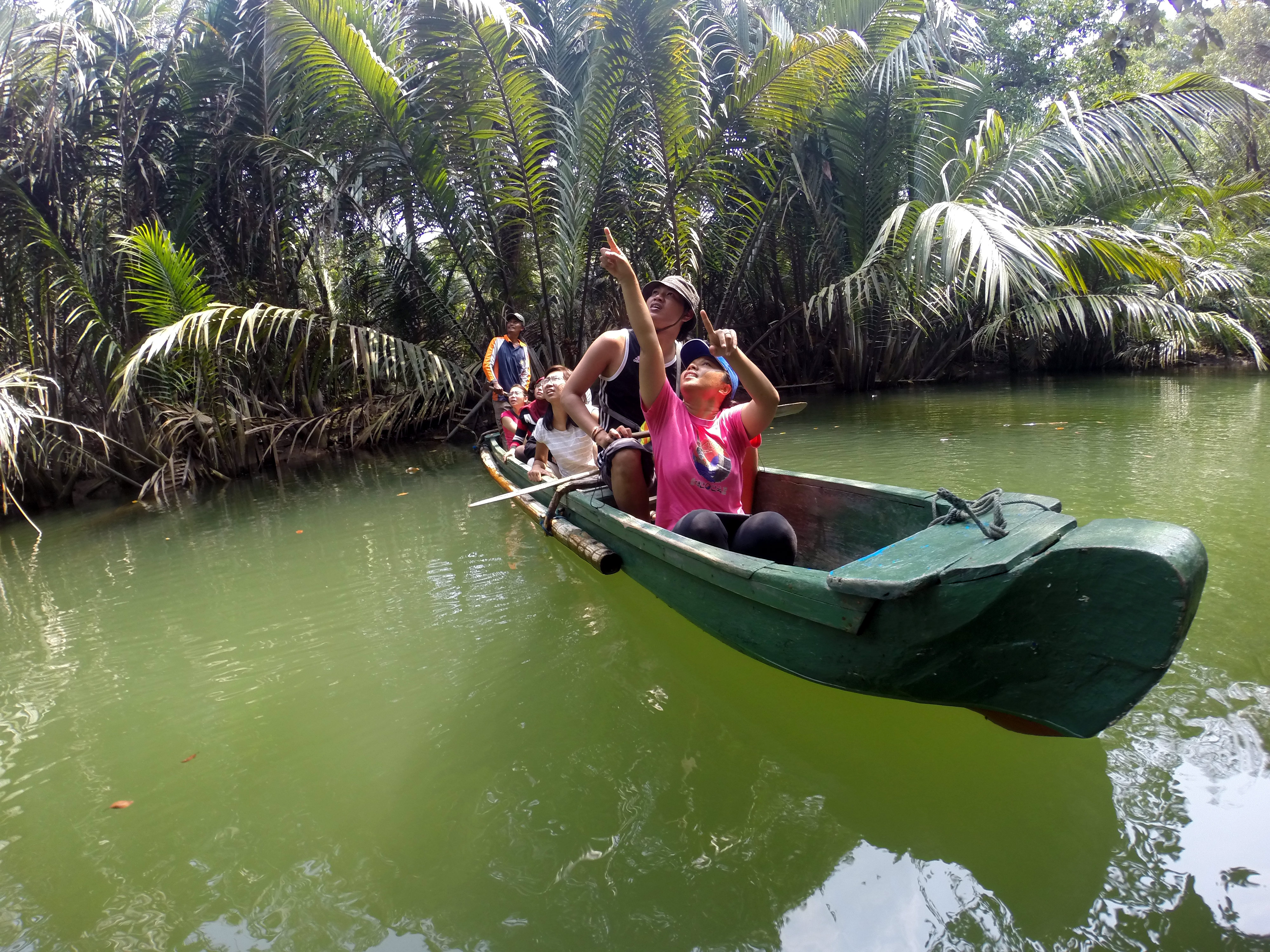 Pulau Peucang Taman Nasional Ujung Kulon Panaitan Kab Pandeglang
