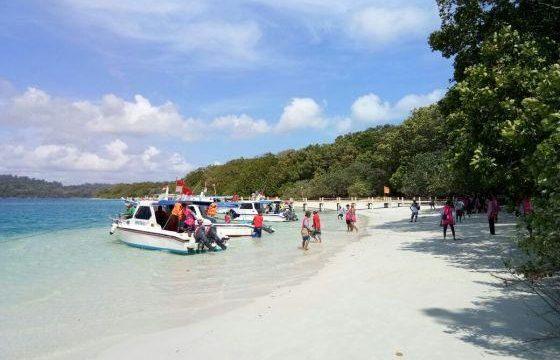 Pulau Peucang Tempat Wisata Menggairahkan Pandeglang Panaitan Kab