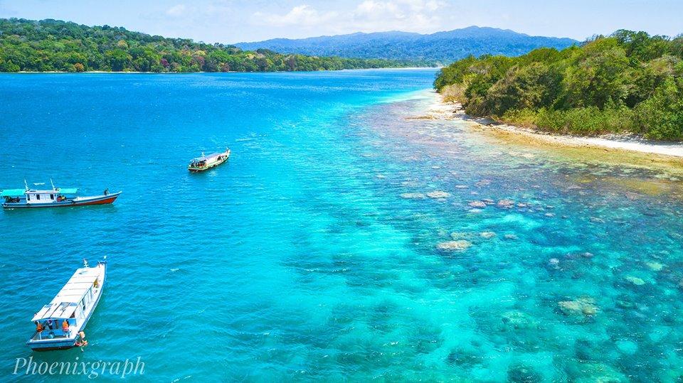 Surga Terpencil Bernama Pulau Peucang Wisata Indonesia Ujung Kulon Mari