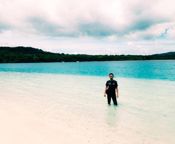 Trip Pantai Pulau Peucang Pandeglang Banten Keindahan Panaitan Kab